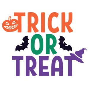 Trick or Treat T-shirt Design