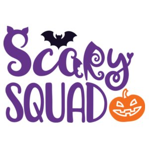 Scary Squad T-shirt Design